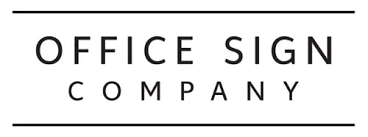 office sign company logo